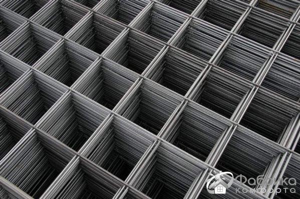 Сітка для теплої підлоги: види і призначення