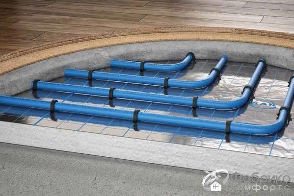 Покриття для теплої підлоги: яке краще