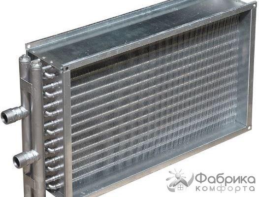 Калорифер водяний для опалення: різновиди