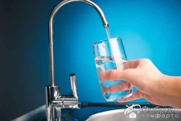 Як очистити воду від заліза правильно