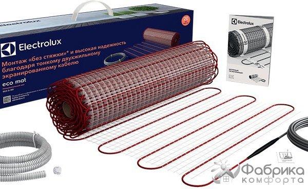 Тепла підлога Електролюкс: переваги та недоліки