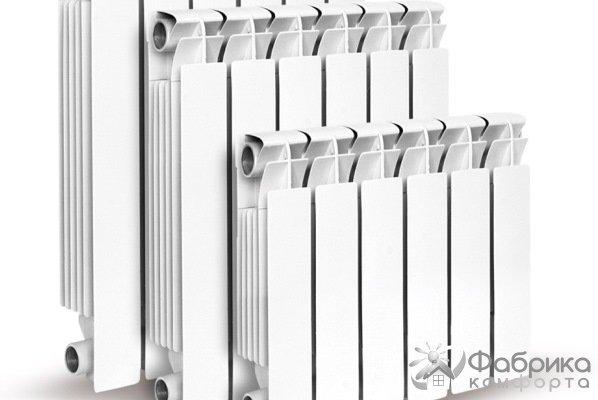 Відмінність біметалевих радіаторів від алюмінієвих
