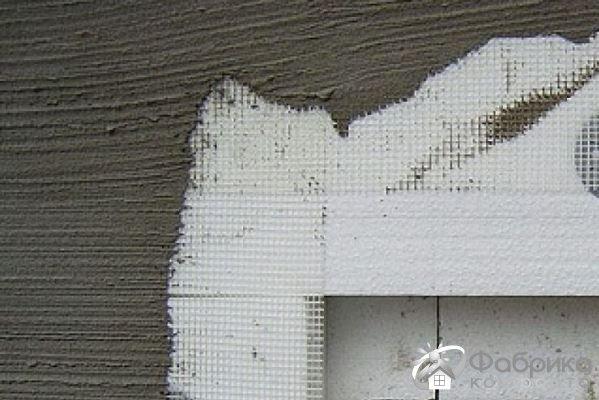Фасадна штукатурка по пінополістиролу