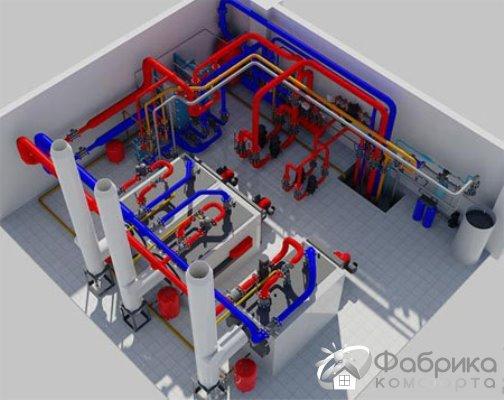 Опалювальні системи багатоповерхових будинків