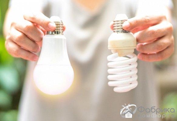 4 совета по выбору источников света и светодиодных ламп