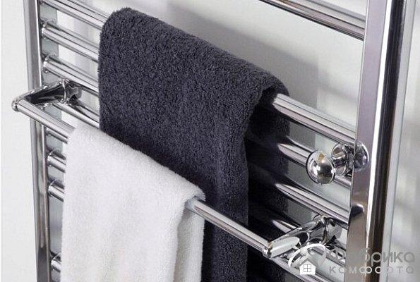 Как выбрать и установить полотенцесушитель?