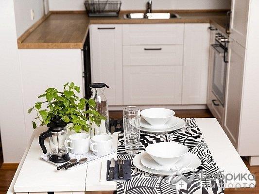 Актуальные тенденции интерьера кухни
