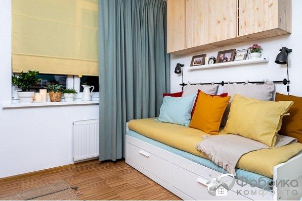 Интерьер маленькой комнаты: практичные советы