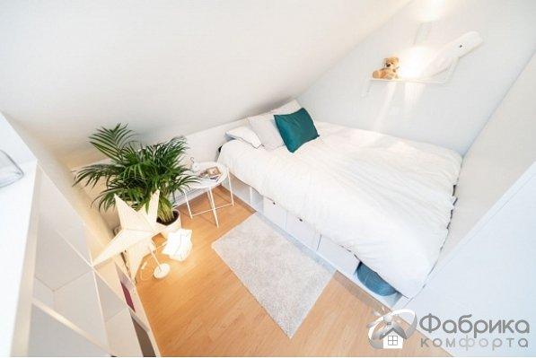 Уютная и практичная подростковая комната