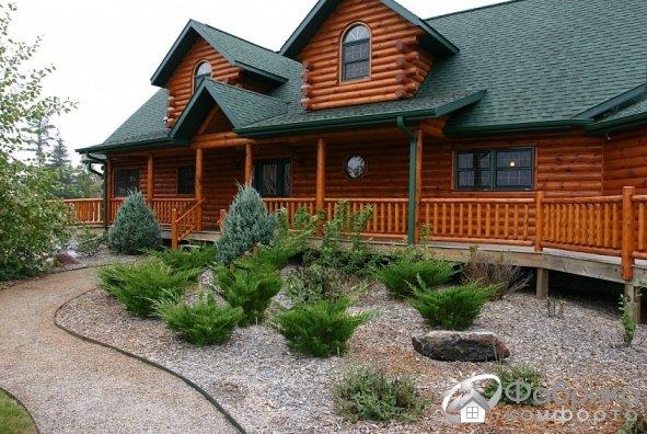 Строительство бревенчатого дома – что необходимо знать